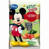 Aperitivo cereales sabor verdura NATUR SNACK, bolsa 25 g