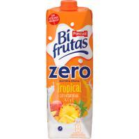 Bifrutas Zero tropical PASCUAL, brik 1 litro