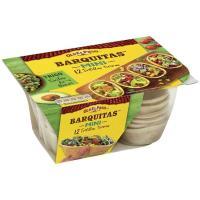 Mini barquitas OLD EL PASO, caja 145 g