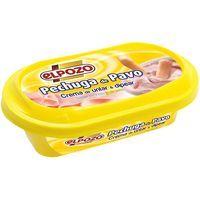 Crema de pechuga de pavo ELPOZO, tarrina 150 g