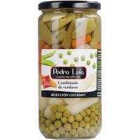 Combinado de verduras PEDRO LUIS, frasco 400 g