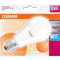 Bombilla Led estándar E27 13W luz neutra (4000k) OSRAM, 1ud