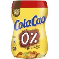 Cacao soluble 0% COLA CAO, bote 300 g