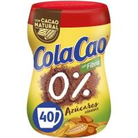 Cacao soluble 0% fibra COLA CAO, bote 300 g