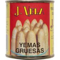 Yema de espárrago gruesa VELA, lata 135 g