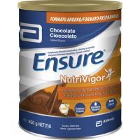 Complemento alimenticio de choco ENSURE Nutrivigor, lata 850 g