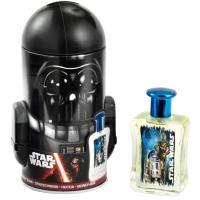 Eau de toilette-Hucha de metal STAR WARS, pack 1 unid.