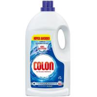 Detergente líquido COLON, garrafa 90 dosis
