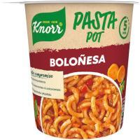 Pasta boloñesa KNORR, pot 68 g