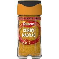 Curry madrás DUCROS, frasco 45 g