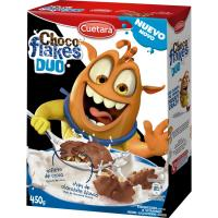 Chocoflakes duo CUÉTARA, caja 450 g