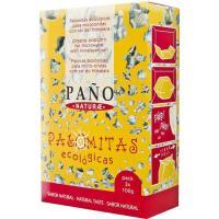 Palomitas para microondas ecológicas PAÑO FRUIT, caja 270 g