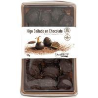 Higos con chocolate PAIARROP, bandeja 170 g