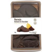 Naranja con chocolate PAIARROP, bandeja 170 g