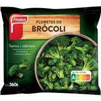 Brocolí FINDUS, bolsa 360 g