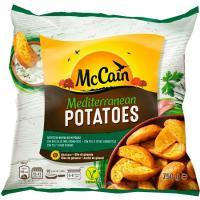 Mediterranean potatoes MCCAIN, bolsa 750 g