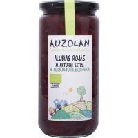Alubias rojas ecológicas AUZOLAN, frasco 425 g