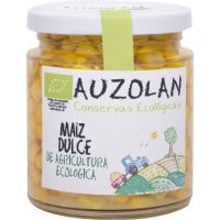 Maíz dulce ecológico AUZOLAN, frasco 170 g