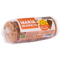 Galleta María-espelta chips chocolate bio VEGALIFE, 200 g