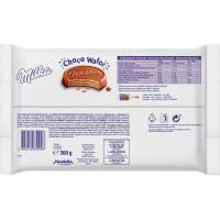 Chocowafer de chocolate con leche MILKA, caja 300 g
