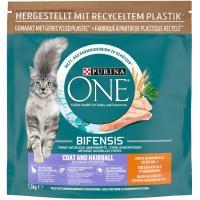 Control bolas pelo-pelaje gato PURINA One, paquete 1,5 kg