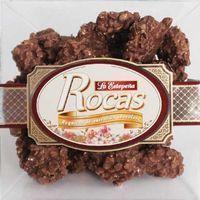 Rocas de cereales-almendra LA ESTEPEÑA, caja 340 g