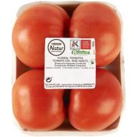 Tomate EUSKO LABEL EROSKI Natur, bandeja aprox. 800 g