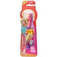 Cepillo manual Smiles 2-6 años COLGATE, pack 2 uds.