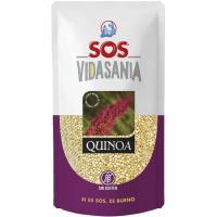 Quinoa 100% SOS VIDASANIA, paquete 250 g