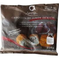 Croquetas de jamón ibérico AMEZTOI, bolsa 350 g