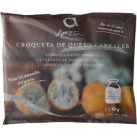 Croqueta de queso de cabrales AMEZTOI, bolsa 350 g
