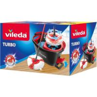 Set fregona Easy Wring&Clean Turbo VILEDA, pack 1 unid.
