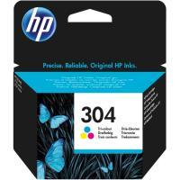 Cartucho de tinta original tricolor, N9K05AE, 304 HP, 1 ud