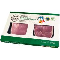 Tournedós de Ternasco de Aragón EROSKI Natur, bandeja 300 g