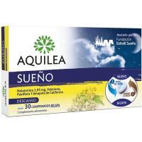 Comprimidos sueño AQUILEA, caja 30 cápsulas
