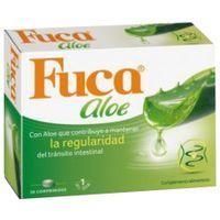 Comprimidos de aloe FUCA, caja 30 unid.