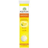 Magnesio efervescente en comprimidos AQUILEA, bote 14 uds.