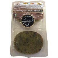 Hamburguesa de champiñones SUQUIPÁ, pack 2x90 g