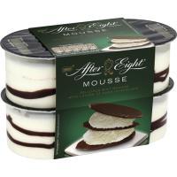Mousse After Eight NESTLÉ, pack 4x57 g