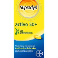 Complemento vitamínico vital SUPRADYN, caja 50+30 unid.