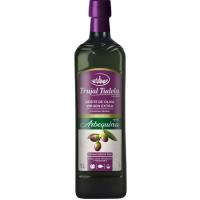 Aceite de oliva virgen extra TRUJAL TUDELA, botella 1 litro
