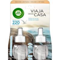 Ambientador eléctrico Oasis 10% AIRWICK, recambio 2 unid.