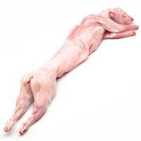 Conejo entero EUSKAL UNTXIA EROSKI Natur, pieza al peso aprox. 1.4 kg