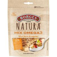 Cocktail de nueces omega 3 BORGES Natura, bolsa 100 g