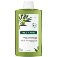 Champú de olivo KLORANE, bote 400 ml