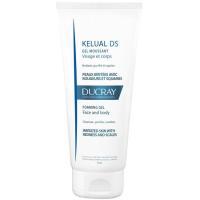 Gel limpiador Kelual Ds piel irritada DUCRAY, tubo 200 ml