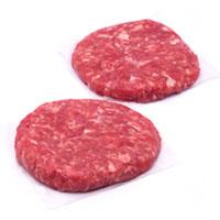 Hamburguesa de vaca BIKAIN, al peso, compra mínima 250 g