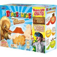 Dinosaurus de chocolate blanco ARTIACH, caja 352 g