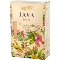 Azúcar moreno de caña suave Java AZUCARERA, paquete 500 g