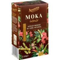 Azúcar moreno caña integ. intenso Moka AZUCARERA, paquete 500 g